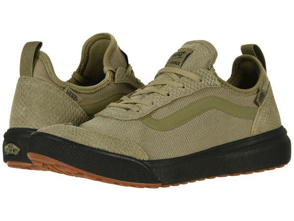 (取寄)Vans(バンズ) スニーカー ウルトラレンジ AC ユニセックス メンズ レディース Vans Unisex UltraRange AC (For Unisex) (Reptile) Covert Green/Black
