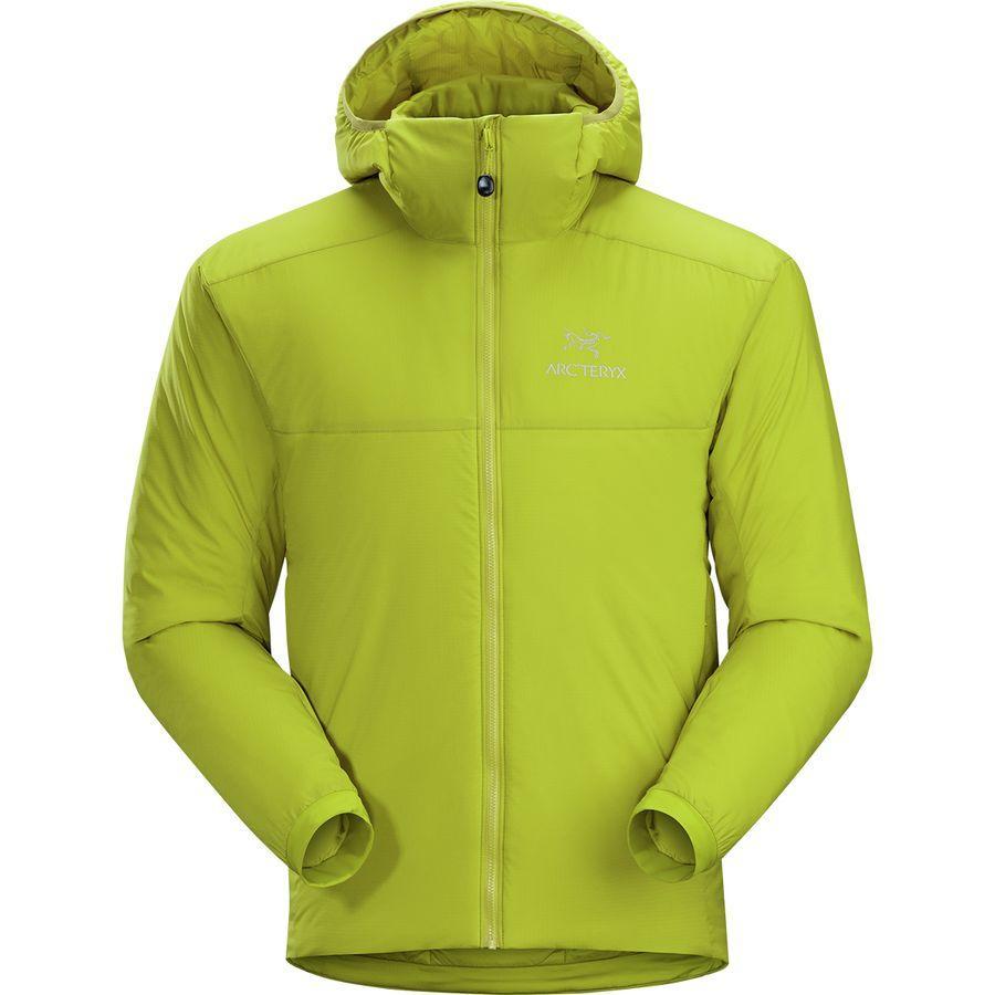 (取寄)アークテリクス メンズ AR アトム AR ジャケット フーデッド インサレーテッド ジャケット AR Arc'teryx Men's Atom AR Hooded Insulated Jacket Everglade, パーツダイレクト:ac72a600 --- m2cweb.com