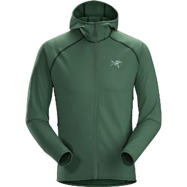 (取寄)アークテリクス メンズ Adahy フーデッド フリース ジャケット Arc'teryx Men's Adahy Hooded Fleece Jacket Cypress