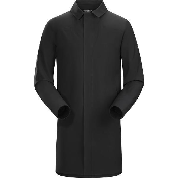 (取寄)アークテリクス メンズ ケッペル トレンチ コート Arc'teryx メンズ Men's ケッペル Keppel トレンチ Coat Trench Black, 直送商品:d224cd35 --- m2cweb.com