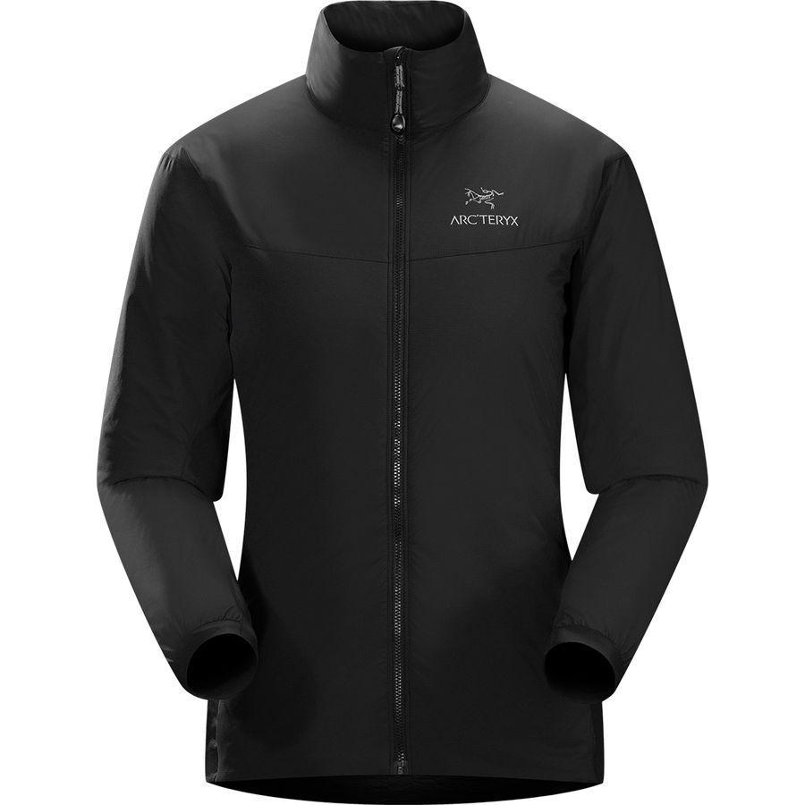 (取寄)アークテリクス レディース アトム LT ジャケット Arc'teryx Women Atom LT Jacket Black
