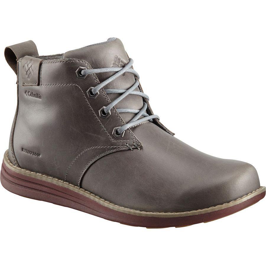 (取寄)コロンビア メンズ アービントン チャッカ ブーツ Columbia Men's Irvington Chukka Boot Dark Fog/Madder Brown