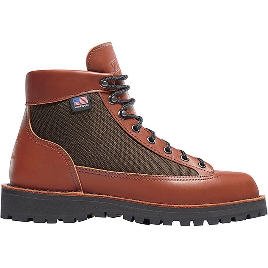 (取寄)ダナー レディース ライト ブーツ Danner Women Light Boot Cedar Brown