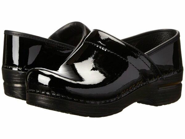 (取寄)ダンスコ レディース プロフェ ッショナル Dansko Women Professional Black Patent Leather