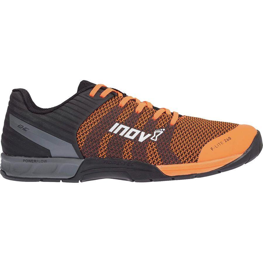 (取寄)イノヴェイト メンズ F-Lite260ニット シューズ Inov 8 Men's F-Lite 260 Knit Shoe Orange/Black