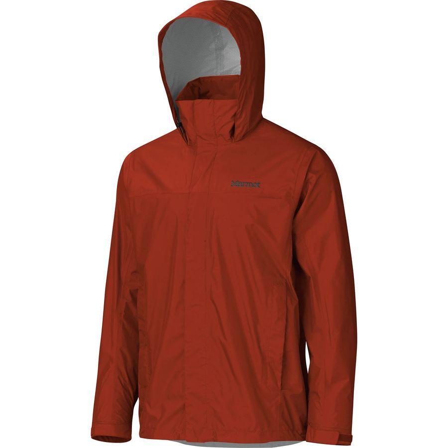 (取寄)マーモット メンズ PreCip ジャケット Marmot Men's PreCip Jacket Dark Rust