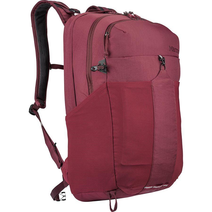 (取寄)マーモット ツール ボックス 26L バックパック Marmot Men's Tool Box 26L Backpack Madder Red