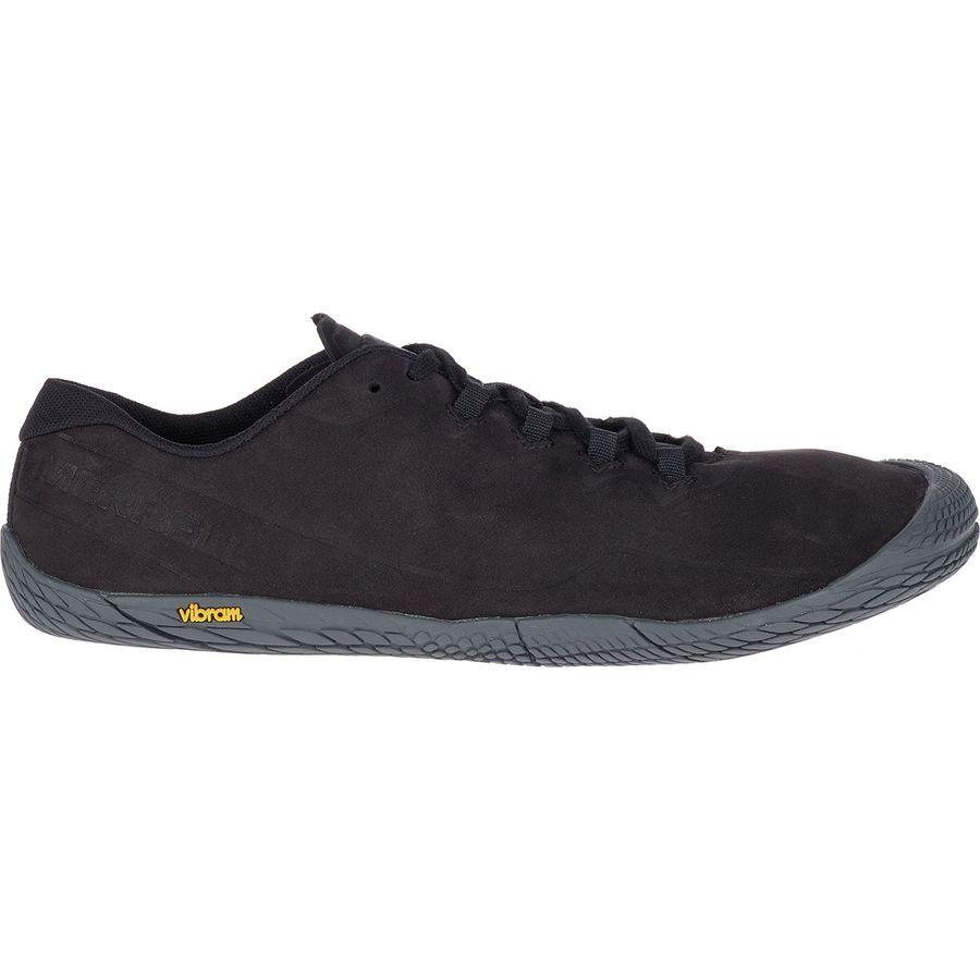 (取寄)メレル メンズ ヴェイパー グローブ 3ルナ シューズ Merrell Men's Vapor Glove 3 Luna Shoe Black