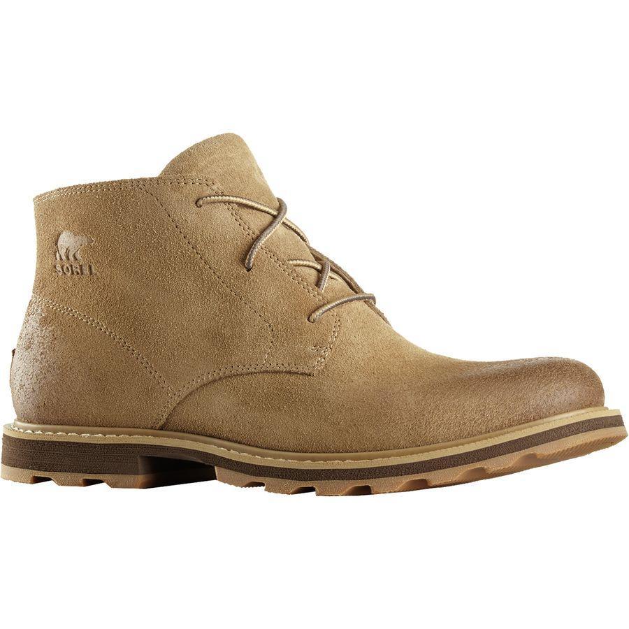 (取寄)ソレル メンズ マドソン チャッカ ブーツ Sorel Men's Madson Chukka Boot Crouton