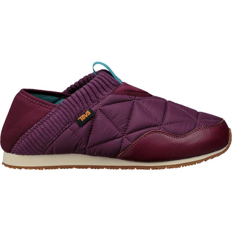 (取寄)テバ レディース エンバー モック シューズ Teva Women Ember Moc Shoe Fig