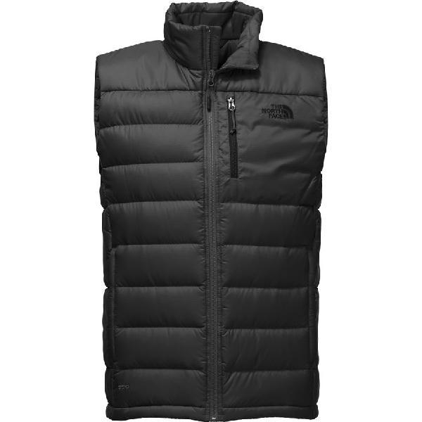 (取寄)ノースフェイス メンズ アコンカグア ダウン ベスト The North Face Men's Aconcagua Down Vest Asphalt Grey
