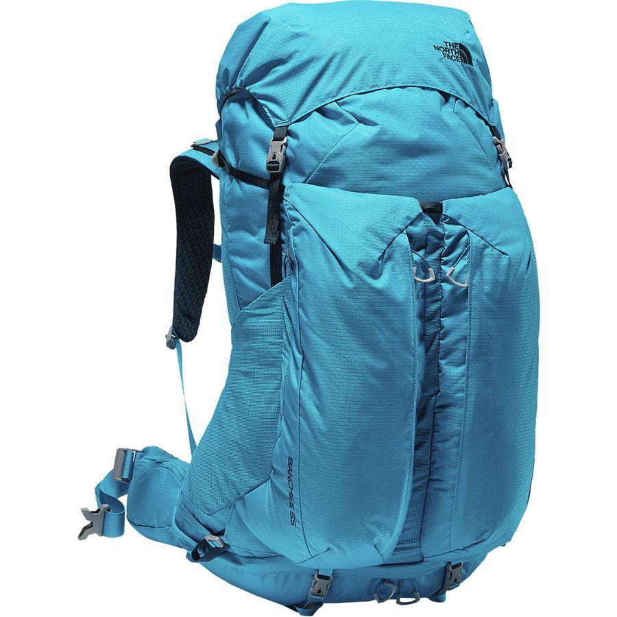 (取寄)ノースフェイス バンチー 65L バックパック The North Face Men's Banchee 65L Backpack Hyper Blue/Bomber Blue