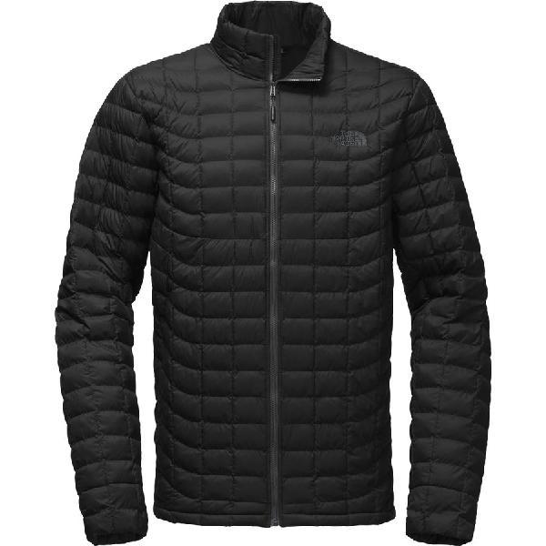 (取寄)ノースフェイス メンズ ThermoBall インサレーテッドトール ジャケット The North Face Men's ThermoBall Insulated Tall Jacket Tnf Black Matte