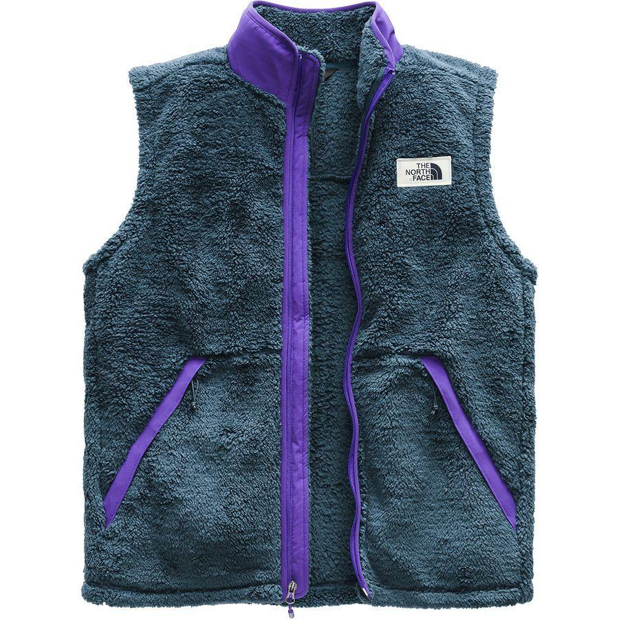 (取寄)ノースフェイス メンズ Campshire フリース ベスト The North Face Men's Campshire Fleece Vest Shady Blue/Deep Blue