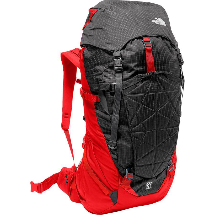 (取寄)ノースフェイス コブラ 52L バックパック The North Face Men's Cobra 52L Backpack Fiery Red/Tnf Black