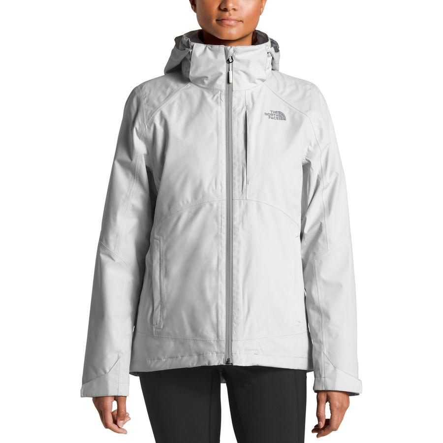 f3ce85227 (order) North Face Lady's Osito トリクラメイトジャケット The North Face Women Osito  Triclimate Jacket Tin Grey/Tin Grey