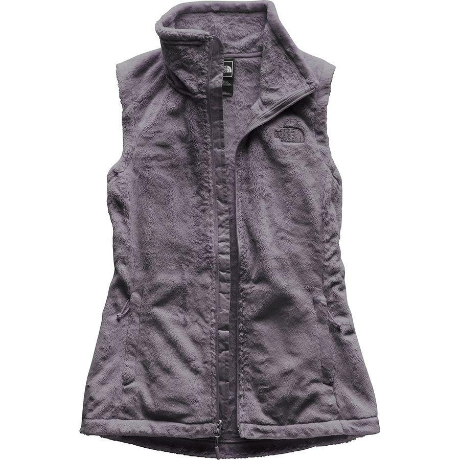 (取寄)ノースフェイス レディース Osito ベスト The North Face Women Osito Vest Rabbit Grey Heather