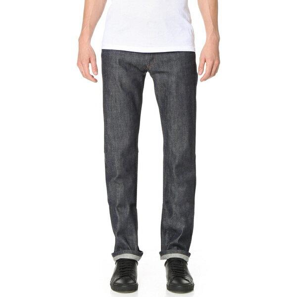 【エントリーでポイント10倍】(取寄)アーペーセー ニュー スタンダード インディゴ ジーンズ A.P.C. New Standard Indigo Jeans Indigo