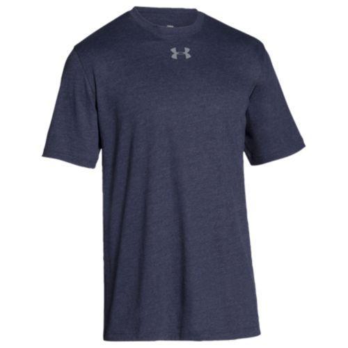 (取寄)アンダーアーマー メンズ チーム スタジアム ショートスリーブ Tシャツ Under Armour Men's Team Stadium S/S T-Shirt Midnight Navy Steel
