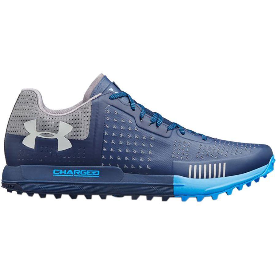 (取寄)アンダーアーマー メンズ ホライズン RTTトレイル ランニングシューズ Under Armour Men's Horizon RTT Trail Running Shoe Academy/Blue Circuit/Overcast Gray