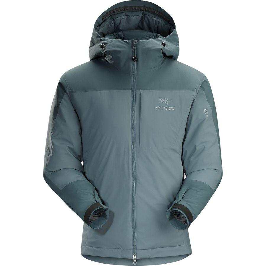 (取寄)アークテリクス メンズ カッパ フーデッド インサレーテッド ジャケット Arc'teryx Men's Kappa Hooded Insulated Jacket Proteus