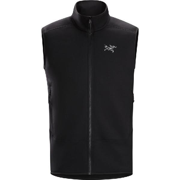 (取寄)アークテリクス メンズ カイヤナイト フリース ベスト Arc'teryx Men's Kyanite Fleece Vest Black