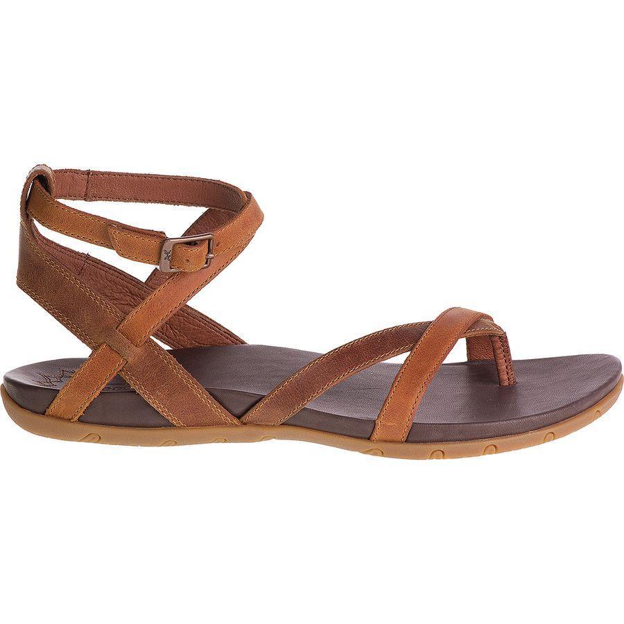 (取寄)チャコ レディース ジュニパー サンダル Chaco Women Juniper Sandal Rust