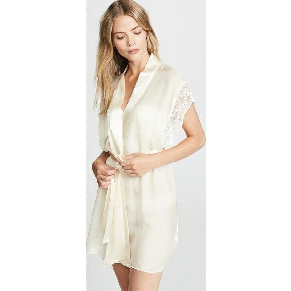 (取寄)Calvin Klein Underwear Women's Endless Robe カルバンクライン アンダーウェア レディース エンドレス ローブ Ivory