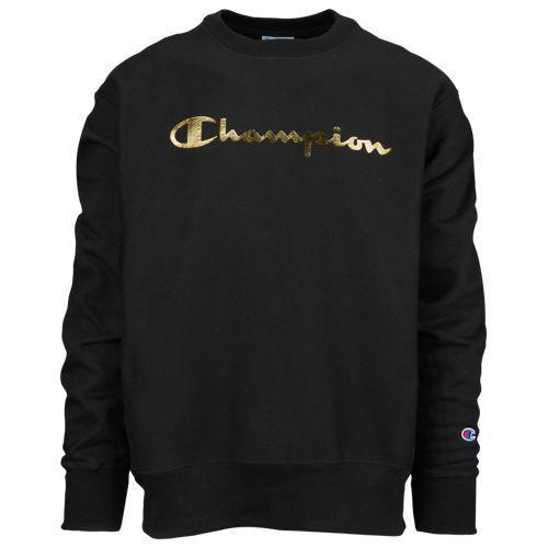 (取寄)チャンピオン メンズ リバース ウィーブ グラフィック Black Reverse フリース クルー Champion ウィーブ Men's Reverse Weave Graphic Fleece Crew Black, 美山町:57d89a35 --- m2cweb.com
