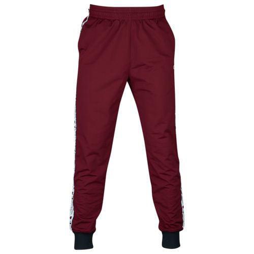 (取寄)チャンピオン メンズ トラック ジョガー パンツ Champion Men's Track Jogger Pants Mulled Berry Black