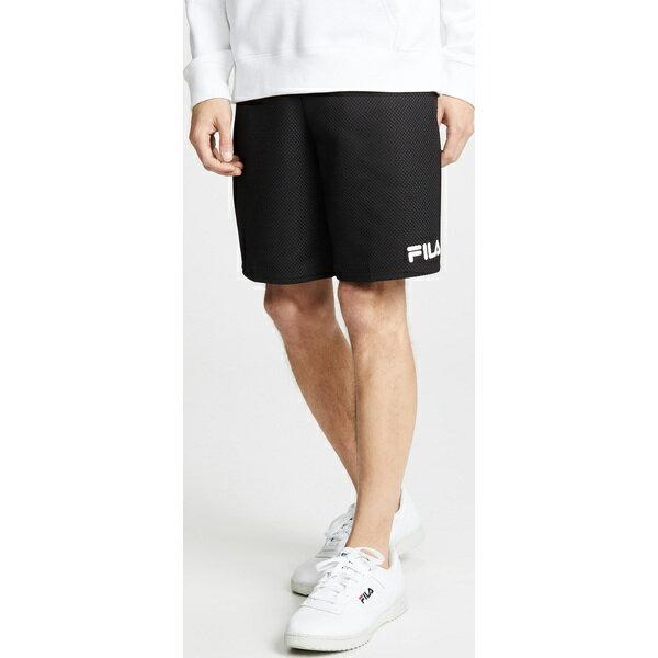 (取寄)FILA Cody Shorts フィラ コーディ Shorts コーディ (取寄)FILA ショーツ Black, もみじや家具:c64896a4 --- m2cweb.com
