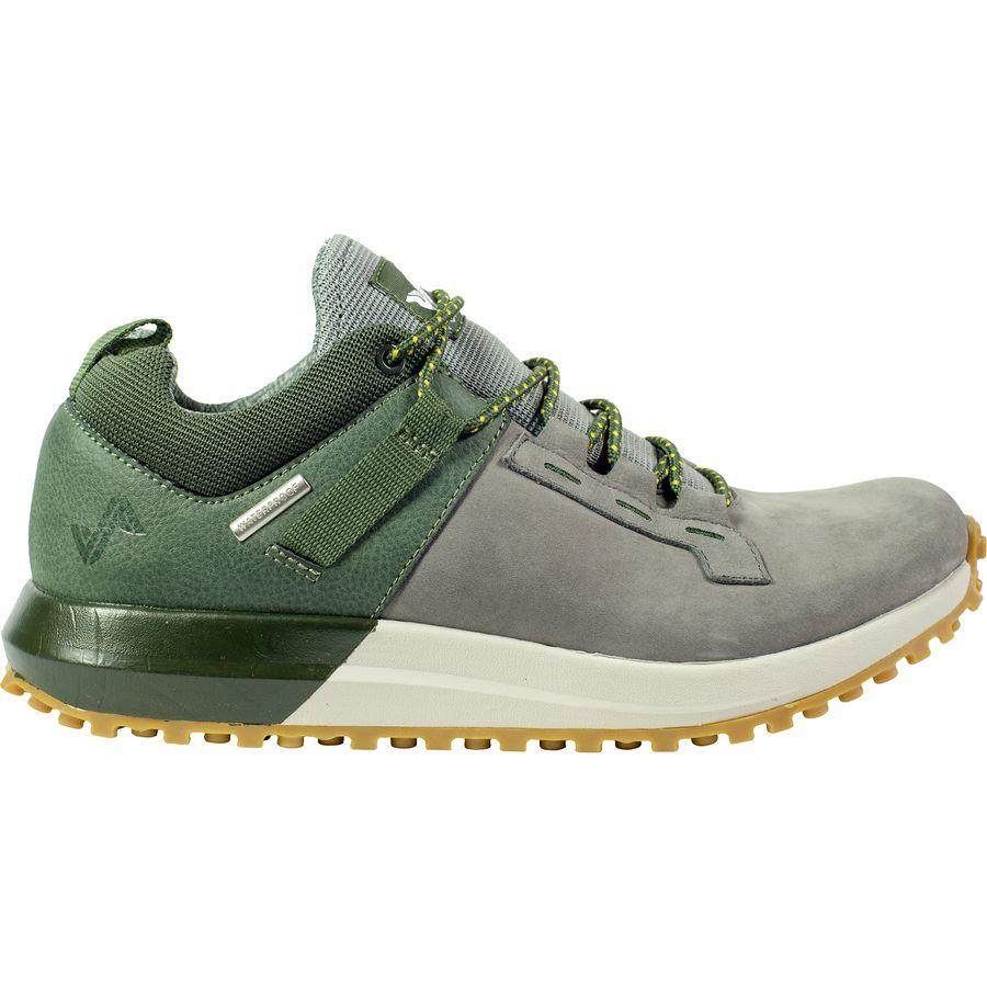 (取寄)フォーセイク メンズ レンジ ロウ シューズ Forsake Men's Range Low Shoe Olive/Grey