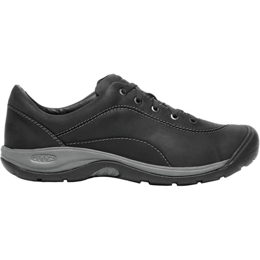 (取寄)キーン レディース プレシディオ 2 シューズ KEEN Women Presidio II Shoe Black/Steel Grey