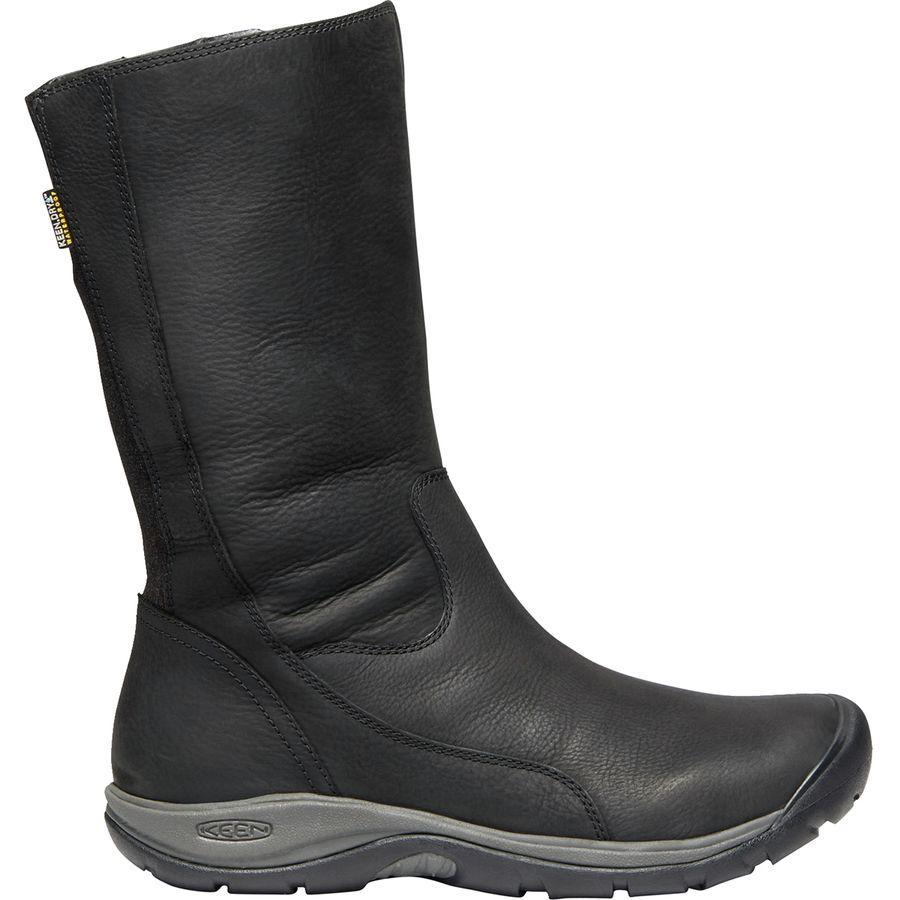 (取寄)キーン レディース プレシディオ 2 ブーツ KEEN Women Presidio II Boot Black/Magnet
