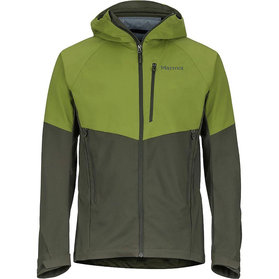 【正規販売店】 (取寄)マーモット Marmot メンズ ロム ソフトシェル ジャケット Men's Marmot Men's ROM Softshell ロム Jacket Calla Green/Rosin Green, PARTS LINE 24:d9ffb0da --- canoncity.azurewebsites.net