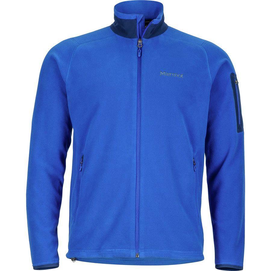 (取寄)マーモット メンズ リアクター フリース ジャケット Marmot Men's Reactor Fleece Jacket Surf