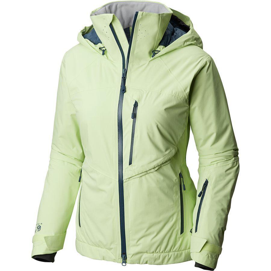 (取寄)マウンテンハードウェア レディース ヴィンテルサーガ インサレーテッド ジャケット Mountain Hardwear Women Vintersaga Insulated Jacket Headlamp
