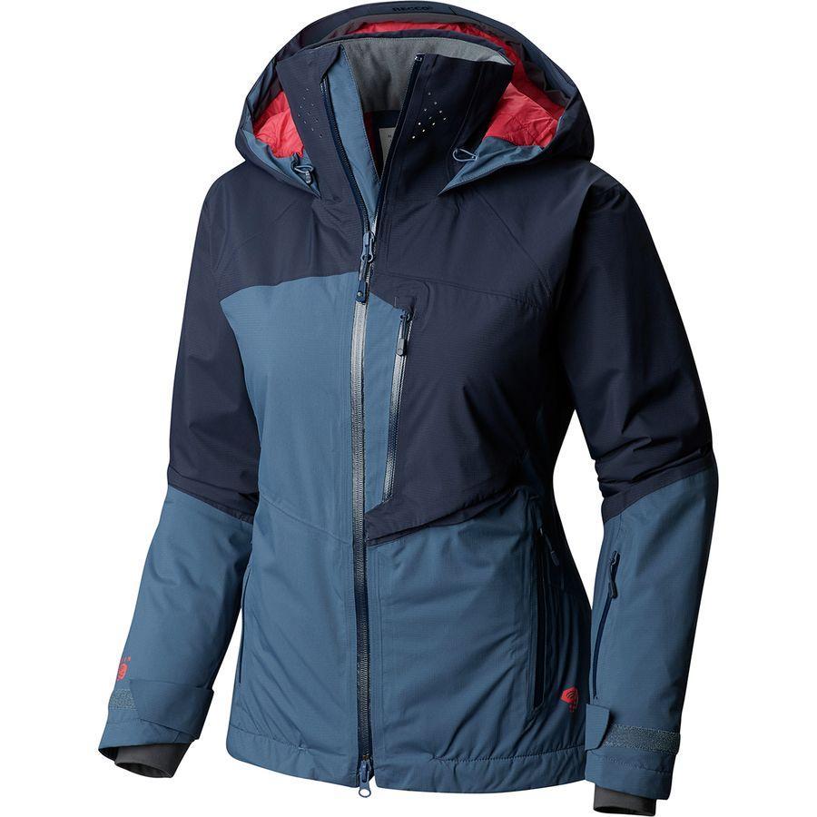 一番の (取寄)マウンテンハードウェア Hardwear レディース ヴィンテルサーガ インサレーテッド ジャケット Mountain Jacket Women Hardwear Women Vintersaga Insulated Jacket Zinc, フクデチョウ:f87543be --- clftranspo.dominiotemporario.com
