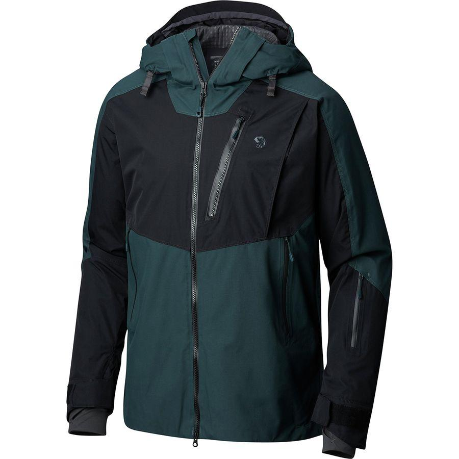 (取寄)マウンテンハードウェア メンズ ファイアフォール ジャケット Mountain Hardwear Men's Firefall Jacket Blue Spruce
