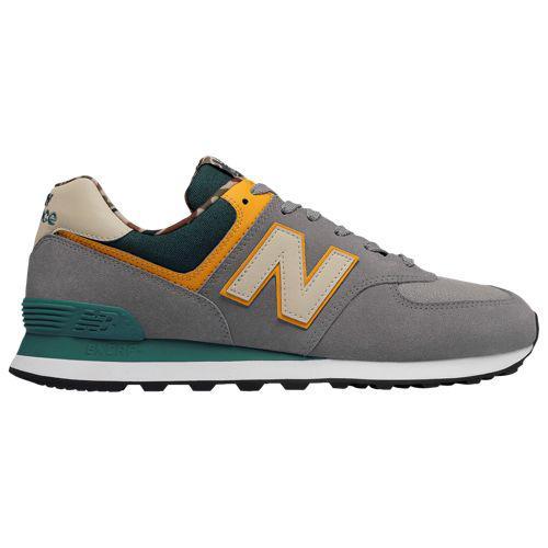 (取寄)ニューバランス メンズ 574 New Balance Men's 574 Grey Jade