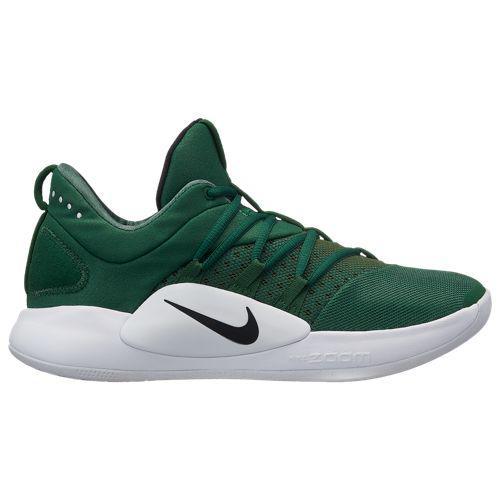(取寄)ナイキ メンズ ハイパーダンク 10 ロー Nike Men's Hyperdunk X Low Gorge Green Black White