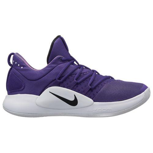 (取寄)ナイキ メンズ ハイパーダンク 10 ロー Nike Men's Hyperdunk X Low Court Purple Black White