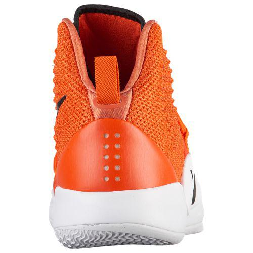 b56fed4faa9 (order) Nike men basketball shoes hyper dunk 10 mid basketball shoes Nike  Men s Hyperdunk X Mid Team Orange Black White
