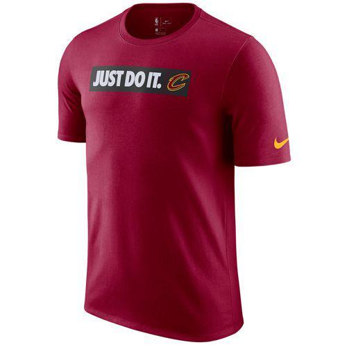 (取寄)ナイキ メンズ NBA JDI チーム Tシャツ クリーブランド キャバリアーズ Nike Men's NBA JDI Team T-Shirt クリーブランド キャバリアーズ Team Red