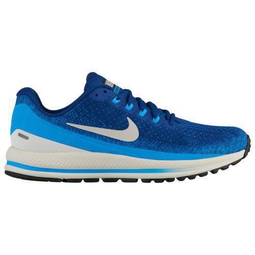 (取寄)ナイキ メンズ ランニングシューズ エア ズーム ボメロ 13 トレーニングシューズ Nike Men's Air Zoom Vomero 13 Gym Blue Light Bone Blue Hero Sail