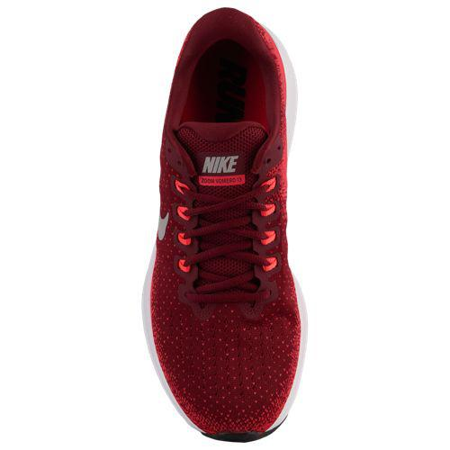 b47b0a24b3a22 (order) ナイキメンズランニングシューズエアズームボメロ 13 training shoes Nike Men s Air Zoom  Vomero 13 Team Red Atmosphere Grey Red Orbit White