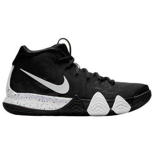 (取寄)ナイキ メンズ バッシュ カイリー 4 カイリー アービング バスケットシューズ Nike Men's Kyrie 4 Kyrie Irving Black White