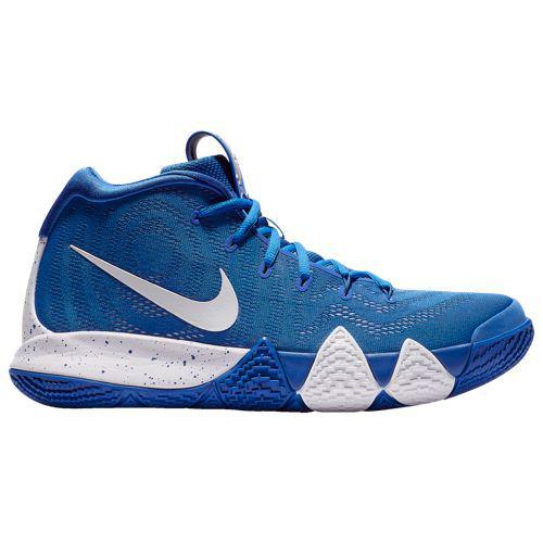 (取寄)ナイキ メンズ バッシュ カイリー 4 カイリー アービング バスケットシューズ Nike Men's Kyrie 4 Kyrie Irving Game Royal White
