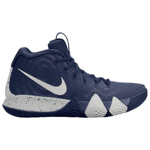 (取寄)ナイキ メンズ バッシュ カイリー 4 カイリー アービング バスケットシューズ Nike Men's Kyrie 4 Kyrie Irving Midnight Navy White