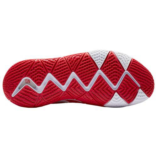 5465703d97b5 (order) Nike men basketball shoes chi Lee 4 chi Lee Irving basketball shoes  Nike Men s Kyrie 4 Kyrie Irving University Red White